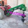 福建挖坑機