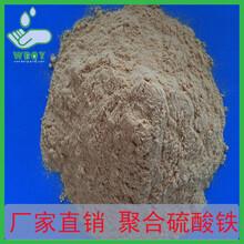 铜川聚合硫酸铁絮凝剂