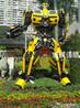 智能机器人供应商五米机器人出租广场商场