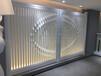 阿铝郎铝艺高端现代风格铝艺大门|庭院大门|别墅大门效果