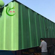 氣箱脈沖袋式收塵器PPC氣箱除塵器價格優質廠家滄州歐迪除塵設備