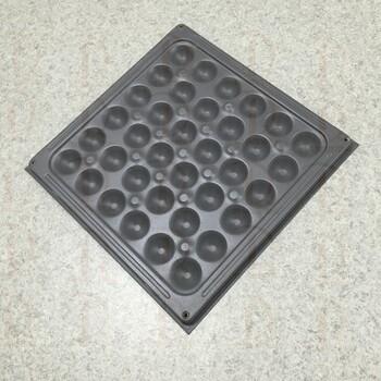 深圳沈飞防静电地板的价钱/全钢有边防静电地板的厂家价格