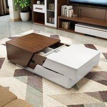 双滑向格盒几柜_南宁烤漆板木家具_柳州格盒移盖柜