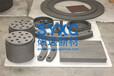 专业生产加工等静压石墨螺丝石墨丝杆各种尺寸专业定制
