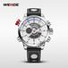 WEIDE/威得3401双显皮带手表户外运动多功能男士手表外贸热卖款