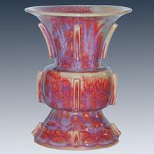 重庆彭水钧瓷的艺术价值?图片