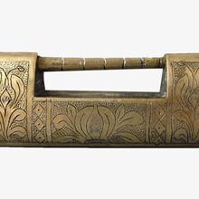 广西柳州铜锁免费鉴定交易图片