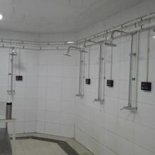 洗浴节水器,刷卡淋浴器,洗澡水控机,控水器