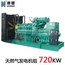 720kw沼气发电机组,辽宁沈阳轻型燃气发电机,超静音发动机
