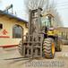 上海盧灣四驅越野叉車3噸4噸5噸輪式叉車價格cy