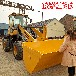 山東東營裝高欄車用的加高臂鏟車載重2噸價格cy