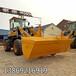 山東聊城加高臂鏟車鏟小麥玉米用的裝載機價格cy