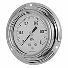 布莱迪压力表:不锈钢YTF-100H天津代理销售图片