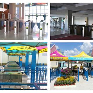 学校半高闸小区道闸方案安装自动道闸玻璃维修价格图片4