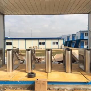 学校半高闸小区道闸方案安装自动道闸玻璃维修价格图片3