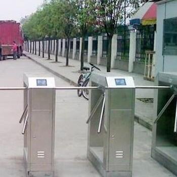 研究所速通门机芯停车场道闸方案安装摆闸故障处理