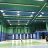 海南体育馆定制蓝色绿色冲孔G型铝条扣