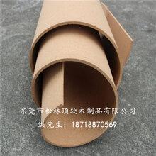 厂家直销软木板、水松板、软木卷、软木照片墙图片