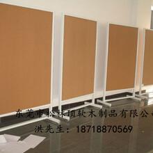 供应不掉渣软木板、软木留意板、软木卷材厂家直销图片