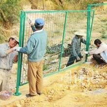 现货框架护栏公路护栏网铁路护栏网