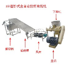 石家莊全自動米線機廠家多功能米粉機大型自熟米線機臥式米粉機商用粉絲機圖片