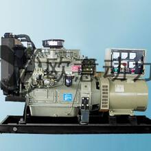 潍坊40kw全铜柴油发电机组家用小型柴油发电机配有刷发电机系列