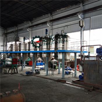 政府扶持項目食用油生產設備茶籽油壓榨精煉脫酸脫色冬化設備