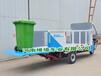 维境车业三轮四轮运桶车免维护电池