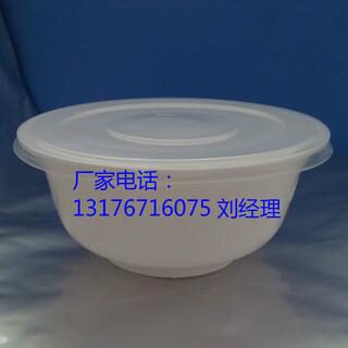 耐高温一次性打包碗/pp梅菜扣肉碗图片3