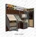 SZ003石材瓷砖展架大型组合柜