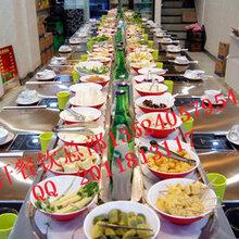 麻辣香锅家常做法重庆鱼火锅技术培训吧台式小火锅设备