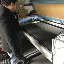 直销1390激光雕刻机泡沫海绵EVA切割小型130W海绵激光切割机厂家图片