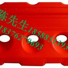 广州滚塑PE水马厂家,深圳栅栏水马,围挡。图片