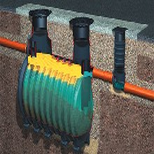 供应科赛尔埋地式油脂分离器