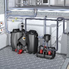 广州供应科赛尔/kessel全部清理型油脂分离器油水分离设备