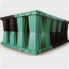 河马PP雨水收集模块海绵城市雨水收集系统
