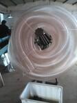 透明高温风管哪家好首选山东兴建pu钢丝软管