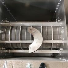 脱水机多少钱一台?新型无筛网粪便脱水机图片