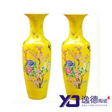 春节礼品陶瓷花瓶景德镇陶瓷花瓶