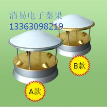 超声波风速风向传感器又名超声波风速风向仪电流电压485可选清易厂家研发生产图片
