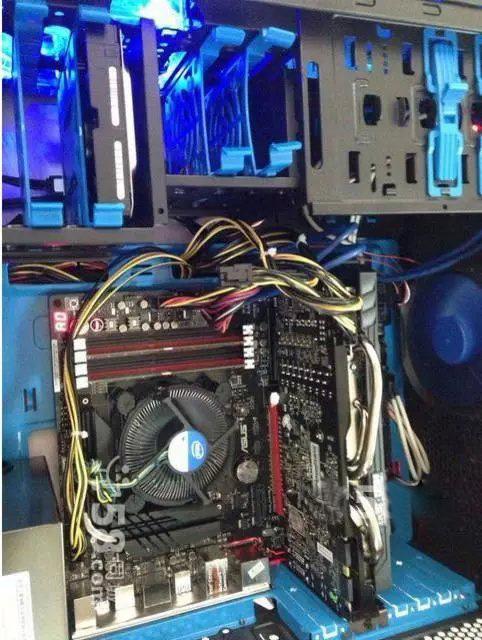 期付款买组装台式电脑图片