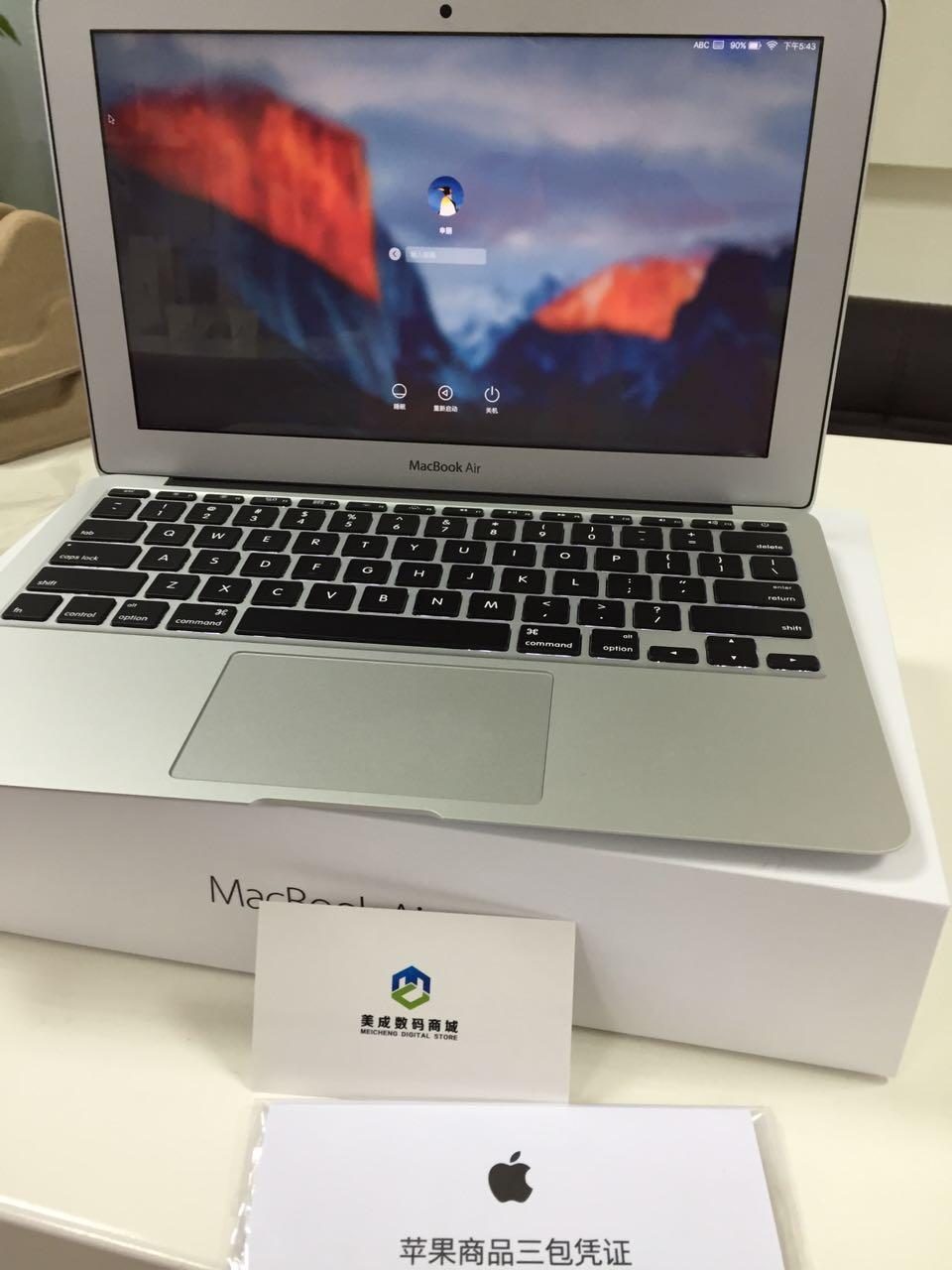 苹果笔记本,笔记本电脑,mac bookair,电脑图片