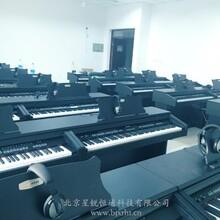 智能化电钢琴电子琴教学设备教学控制系统的安装和使用