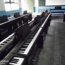 电钢琴多媒体教室控制系统