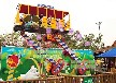 河南摇滚巴士大型游乐设备儿童游乐设备三星厂家生产(YGBS-20)