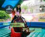 供应庙会游乐设备疯狂斗牛机(DNJ-1)三星厂家热销新型游乐设备