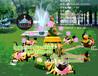 河南三星室外游乐设备自控蜜蜂公园游乐设备性价比最高