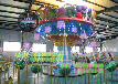 郑州三星庙会游乐设备水果旋风公园游乐设备行业领先