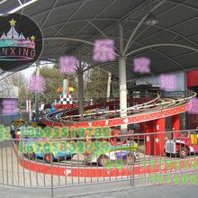 郑州三星新型游乐设备迷你穿梭(MNCS-24)公园游乐设备安全可靠
