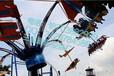 新型游乐设备风筝飞行经久耐用质量好黑龙江三星儿童游乐设备厂